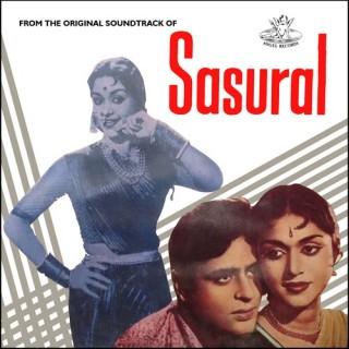 Sasural - 3AE 1008 - (Condition 80-85%) - Cover Reprinted - LP Record