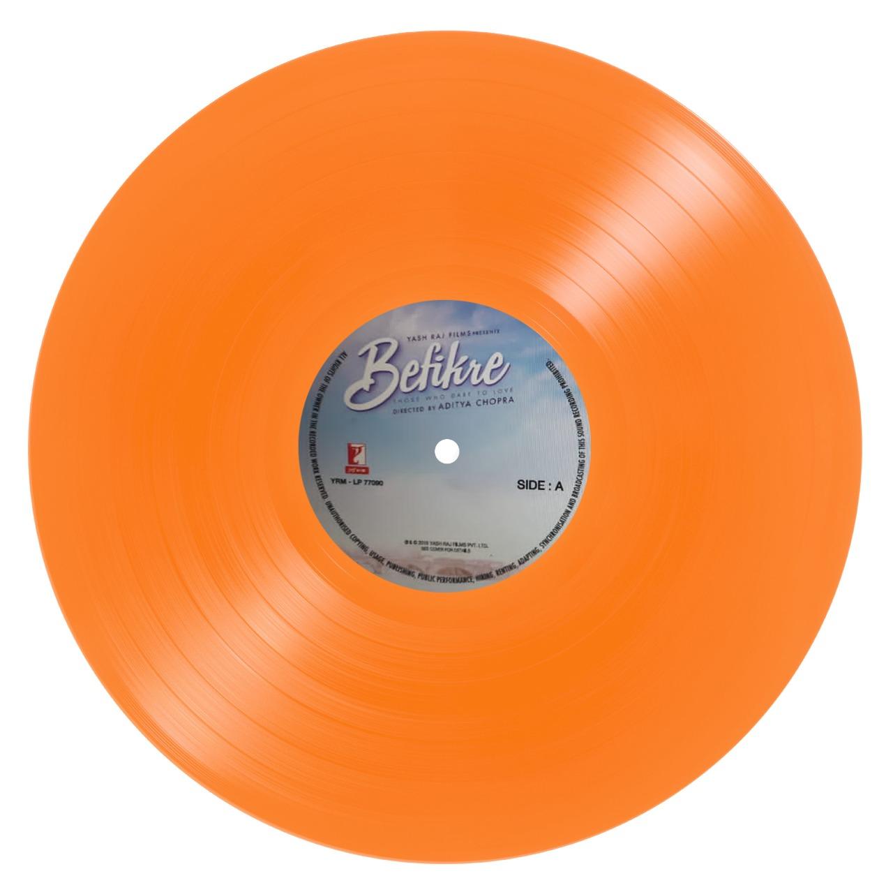 Befikre – YRM LP 77090 - Orange Coloured - LP Record - IN STOCK