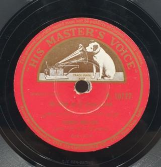 Pankaj Mullick - P. 10727 - 78 RPM