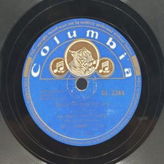Vilayat Khan – GE. 3344 - (Condition 90-95%) – 78 RPM
