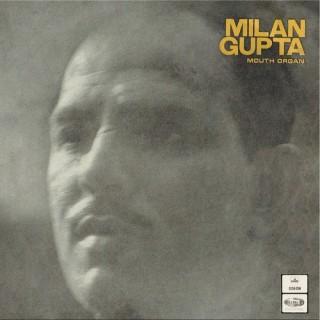 Milan Gupta - Mouth Organ - EMOE 1039 - (Condition 80-85%) - Cover Reprinted - EP Record