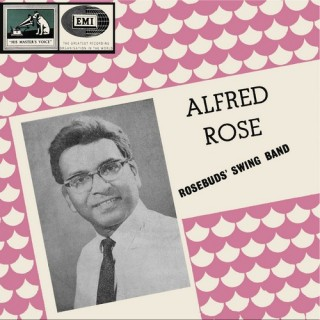 Alfred Rose - Rosebuds' Swing Band - 7EPE.1326 - (Condition 85-90%) - Cover Reprinted - EP Record