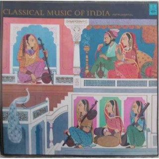 Classical Music Of India (Instrumental) - MOCE 2008 - (Condition 90-95%) - LP Record