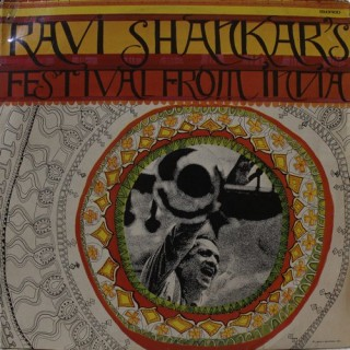 Ravi Shankar - His Festival From India - LBS 83 226/27  - (Condition 90-95%) - 2LP Set