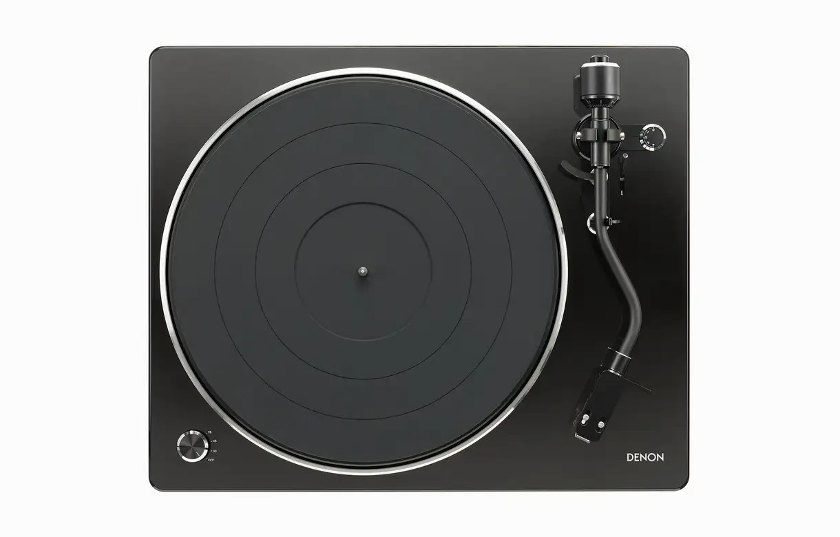 Denon – DP-450 - Hi-Fi Turntable with USB