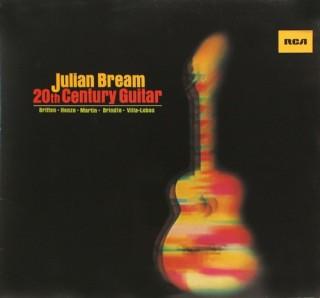 Julian Bream – 20th Century Guitar - LSC-2964 - LP Record