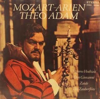 Theo Adam – Mozart-Arien - 8 25 662 - (Condition 90-95%) - LP Record