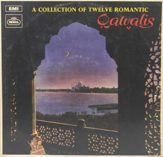 Romantic Qawalis - A Collection Of Twelve - ELRZ 23 - (Condition - 90-95%) - LP Record