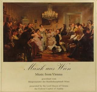 Franz Schubert – Symphonie No.8 - Unvollendete / Rosamunde - PEA 1965 - (Condition 90-95%) - LP Record