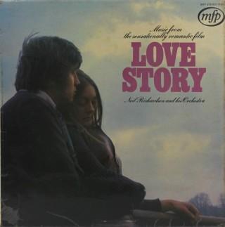Neil Richardson - Love Story - MFP 5189 - (Condition - 90-95%) - LP Record