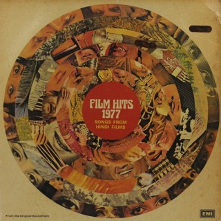 Film Hits 1977 - PEALP 2012 - (Condition 90-95%) - Cover Book Fold - LP Record