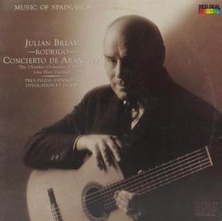 Julian Bream – Music Of Spain – Vol. 8 - ARC1-4900 - (Condition 90-95%) - LP Record