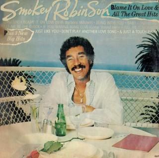Smokey Robinson - 6064 TL - Cover Reprinted - LP Record