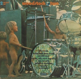 Woodstock Two - SD 2-400 - (Condition 85-90%) - 2LP Set