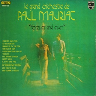 Paul Mauriat – Forever And Ever - 6332 160 - (Condition 90-95%) - LP Record