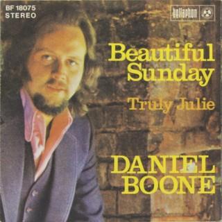 Daniel Boone – Beautiful Sunday - BF 18075 - (Condition - 90-95%) - EP Record