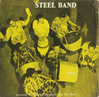 Selwyn Stephens And The Trinidad Southern All Star Steel Band – Steel Band – NEP 24039 -  (Condition - 85-90%) - EP Record