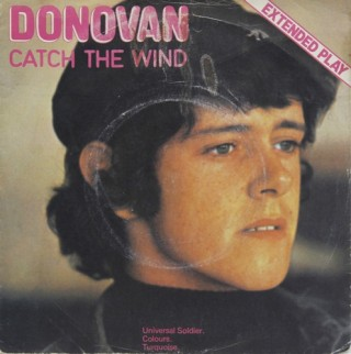 Donovan – Catch The Wind – FBEP 107 - EP Record