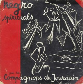 Les Compagnons Du Jourdain – Negro Spirituals / Talk About Jesus – SM 45-05 – (Condition 75-80%) - EP Record