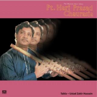 Hariprasad Chaurasia - ECSD 2952 - (Condition 90-95%) - Cover Reprinted - LP Record