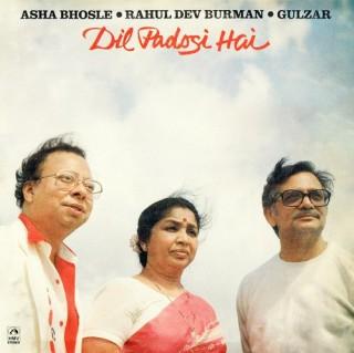 Asha Bhosle - R.D. Burman - Gulzar - Dil Padosi Hai - PSLP 1468/69 - (Condition 90-95%) - Cover Reprinted - 2LP Set
